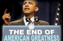 End of American Greatness