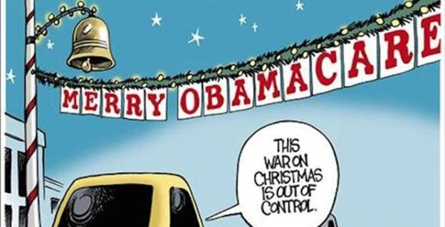 Obamacare Christmas
