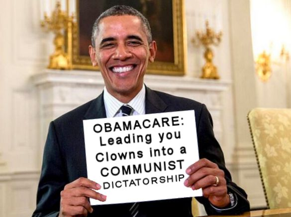 Obamacare to Dictatorship