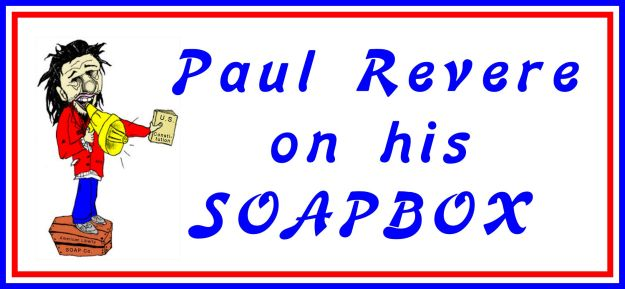 Paul Revere Soapbox