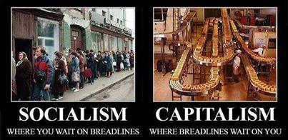 Socialism - Capitolism