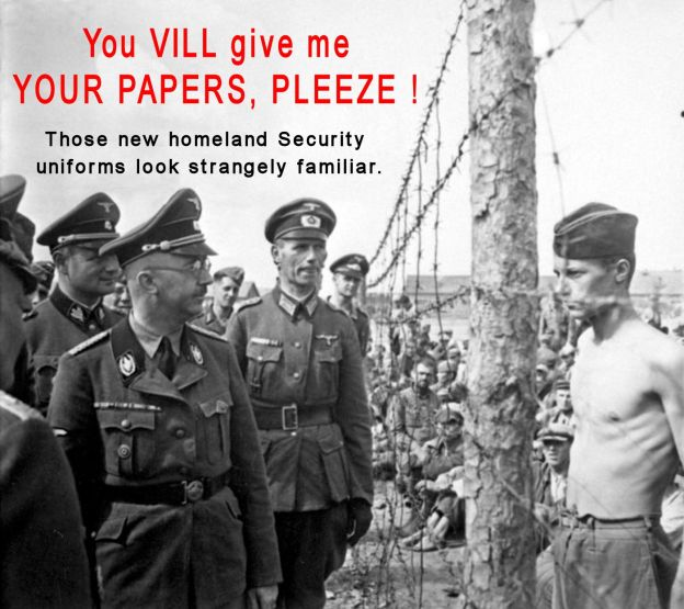 Your Papers Pleeze