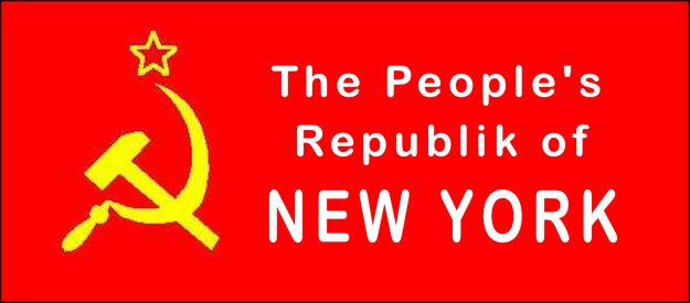 NYC Republik Flag