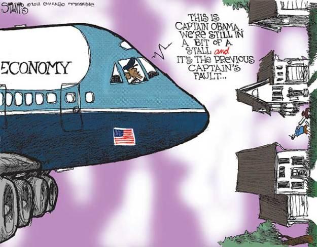 Obama 8 Economy