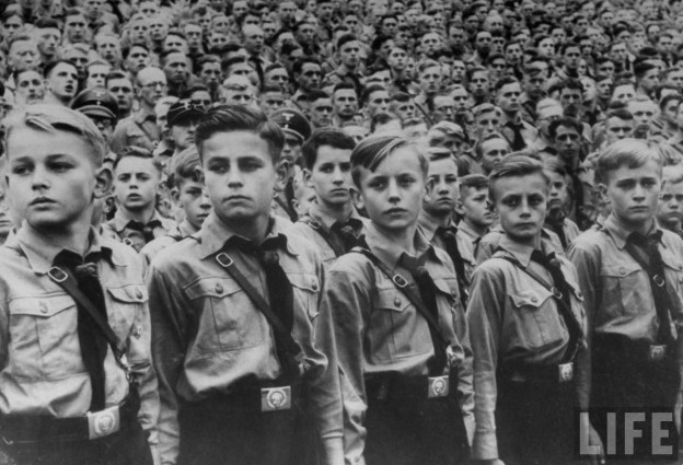 Hitler Youths