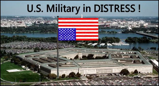 Military in distress