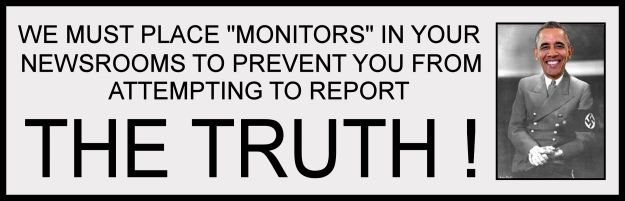 Obama News Monitors