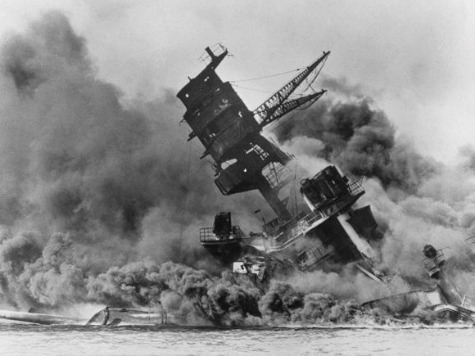 Pearl-harbor-sinking-ship-AP