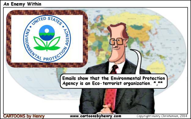 EPA Eco Terrorists