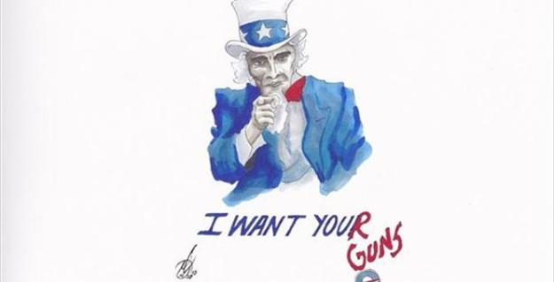 I want your guns