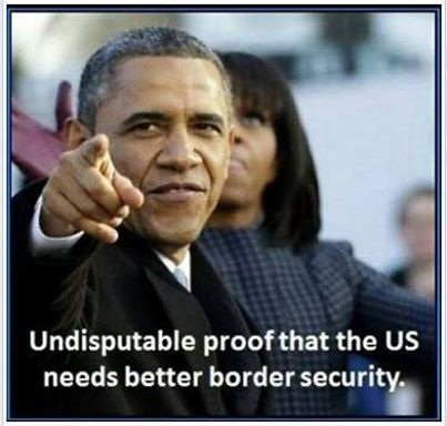 Obama Border Security