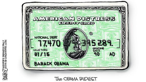Obama Budget American Distress