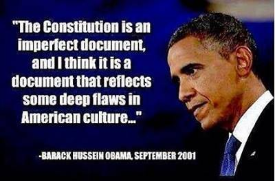 Obama Constitution flawed