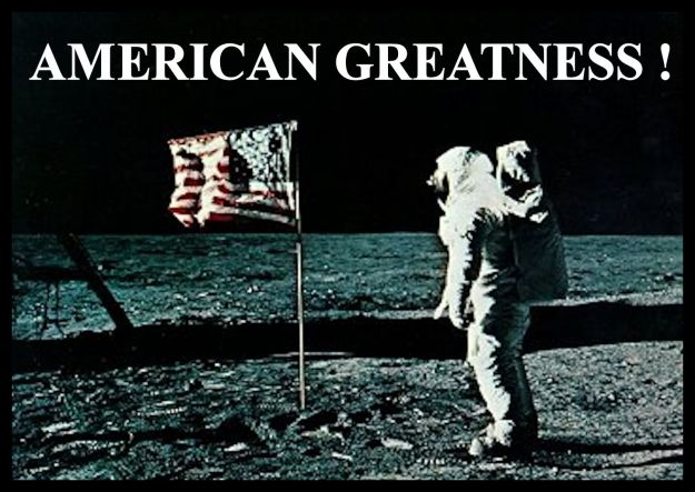 Apollo 11 - 2 American Greatness