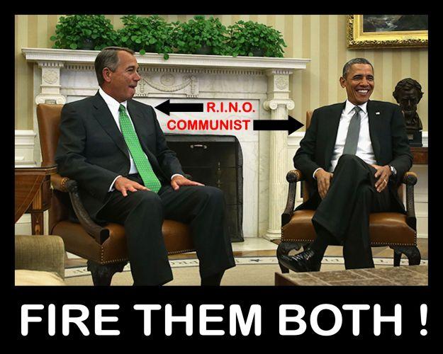 Boehner - Obama 2