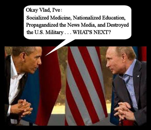 Obama and Putin 2