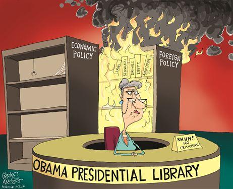 Obama Prez Library