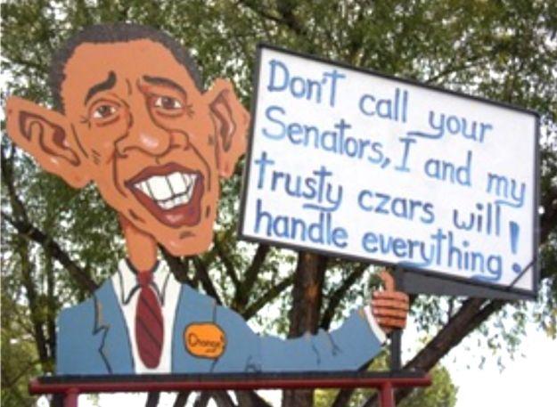 Obama Sign 6