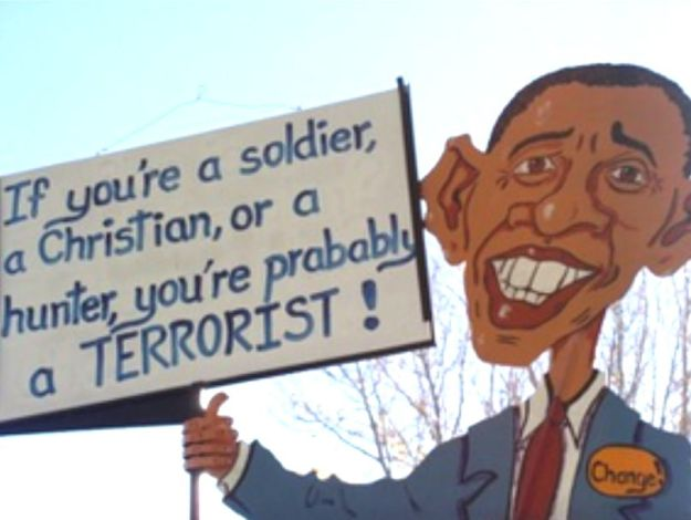 Obama Sign 7