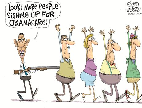 Obamacare more signups
