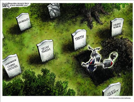 Benghazi - dems bury truth