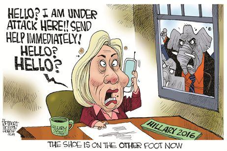 Hillery help benghazi